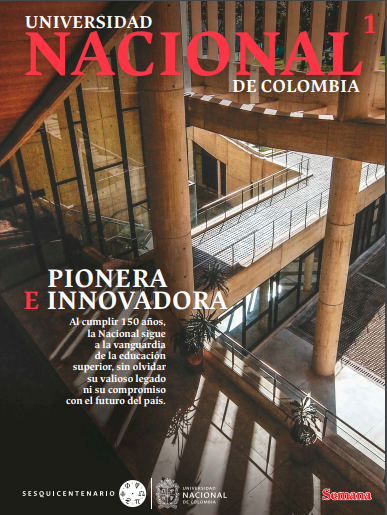 Portada Revista Universidad Nacional